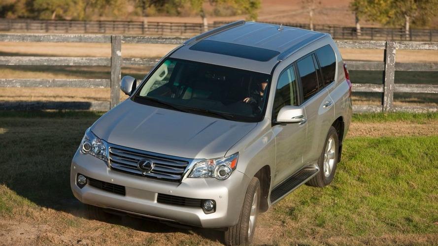 Toyota recalls 2010 Lexus GX 460
