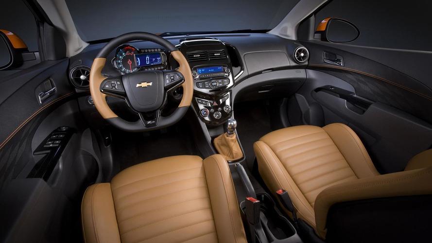 Chevrolet Sonic Z-Spec Concept powers into Detroit [video]