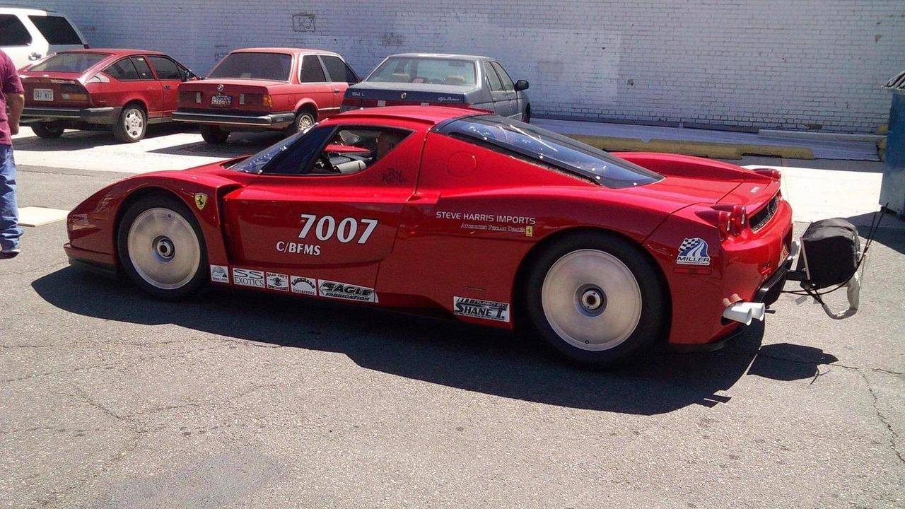 ferrari enzo twin turbo set for bonneville speed week 1600 18082010 - Ferrari Enzo 2010