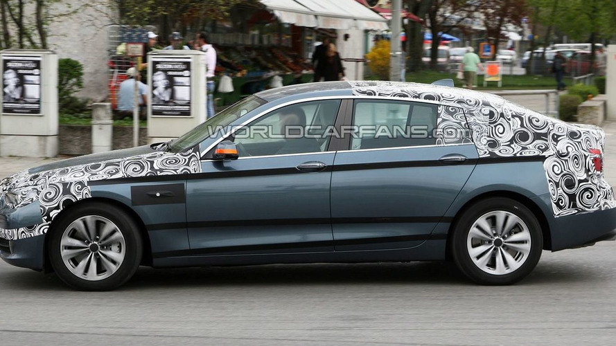 BMW 5 Series GT Caught Testing Once Again