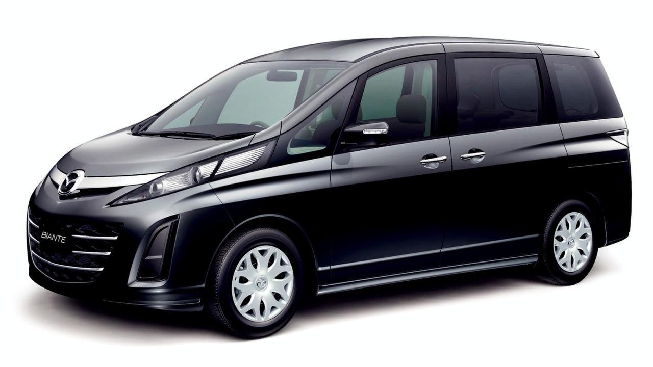 Mazda Biante Special Edition