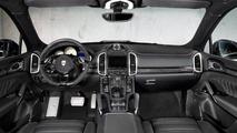 Wide-body Porsche Cayenne by Mansory 10.02.2011
