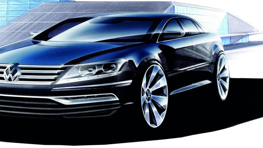 Volkswagen reportedly developing a BMW 5-Series competitor
