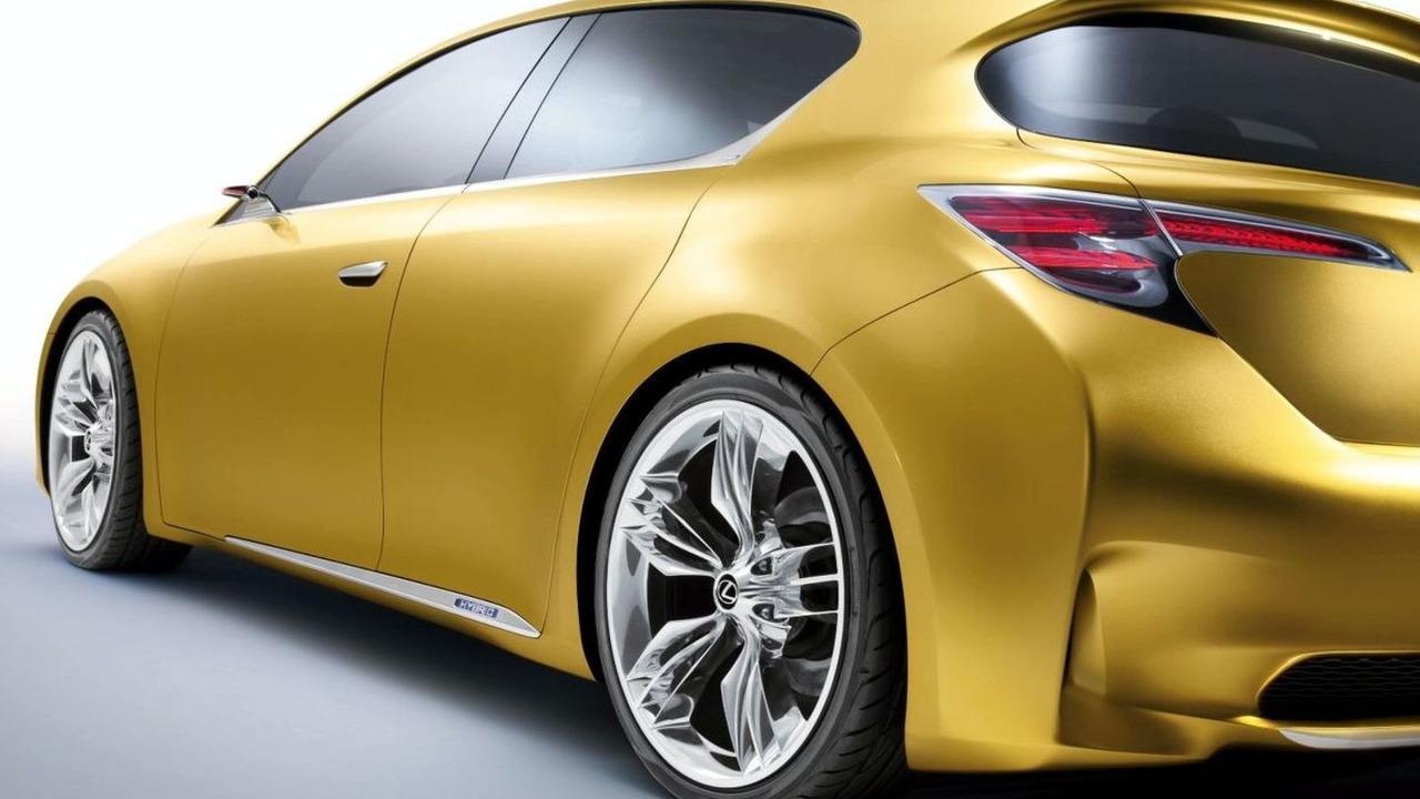 Lexus LF-Ch Hybrid Premium Compact Concept