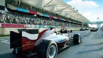 Yas Marina Circuit renderings, Abu Dhabi grand prix