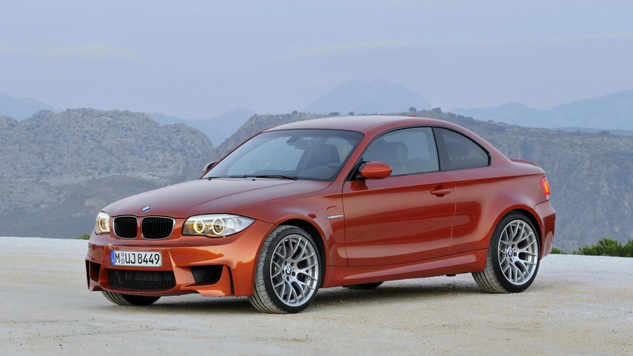 BMW 1-Series M will be limited to a one-year run
