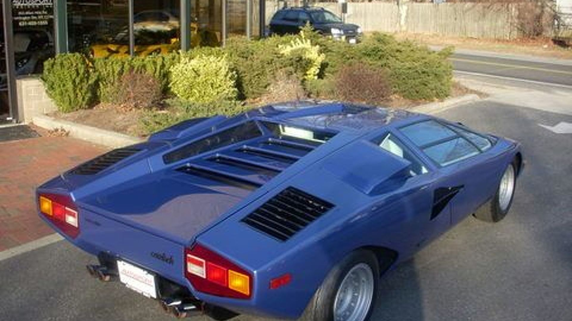 For Sale Lamborghini Lp400 Countach Periscopo 1976