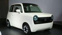 Honda EV-N Concept live at Tokyo Motor Show 2009