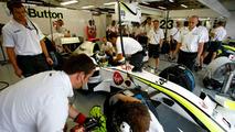 Jenson Button, Brawn GP team, Singapore grand prix, 27.09.09