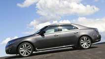 2010 Saab 9-5 official photos leaked - 560