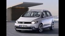 Mais um com visual aventureiro: Volkswagen divulga imagens do Novo CrossGolf