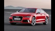 Audi RS7 Sportback de 560 cv ganha um tapinha no visual e novos itens
