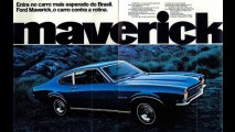 Carros para sempre: Ford Maverick foi um americano injustiçado no Brasil