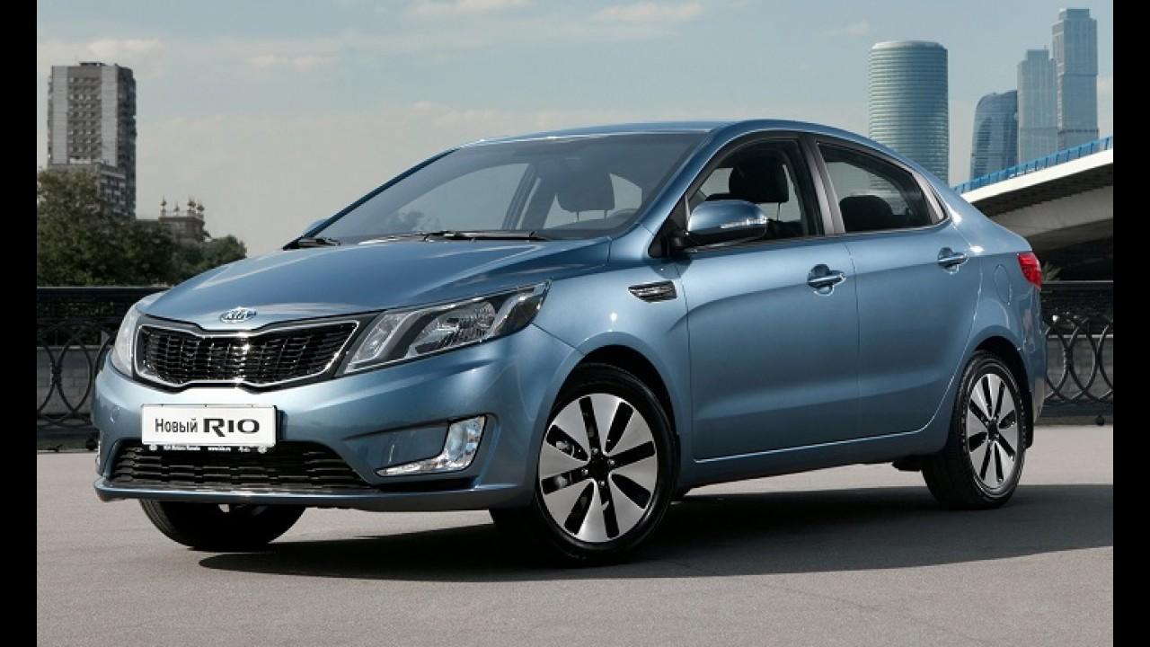 Hyundai e Kia ampliam participação com vendas recordes nos países do BRIC