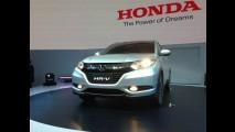 Salão SP: Honda HR-V nacional 1.8 Flex chega em março