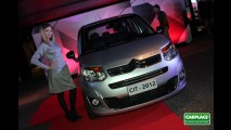 Fotos: Lançamento do Novo Citroën C3 Picasso