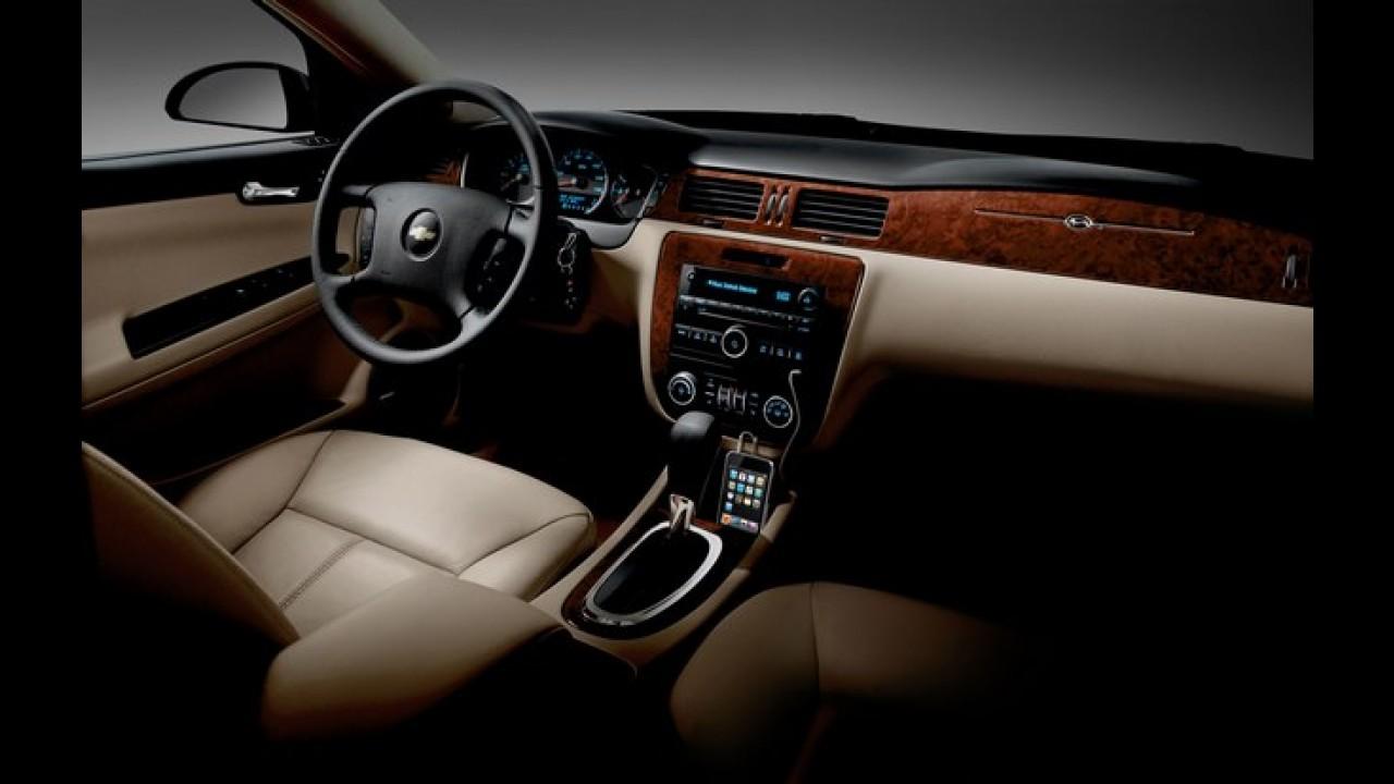Gm vai investir US$ 68 milhões para produzir nova geração do Impala