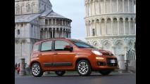 Fiat comemora bom início do novo Panda na Itália