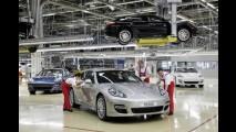 Porsche celebra a marca de 10.000 unidades produzidas do Panamera