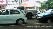 Nova Amarok já roda no Brasil - Leitor flagra pick-up em Maringá-PR em foto e vídeo