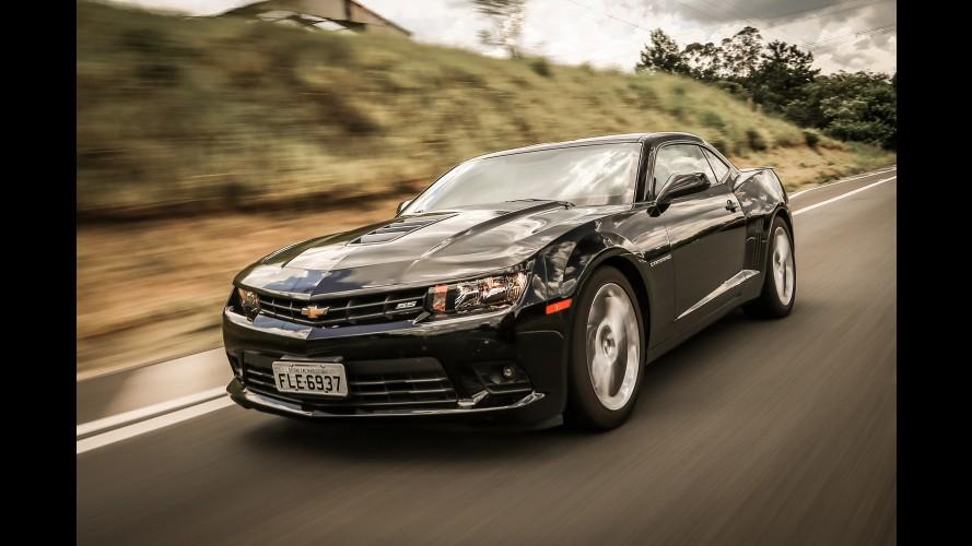 Chevrolet deve apresentar nova geração do Camaro no início de 2015