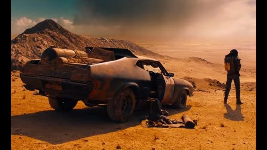 Vídeo: trailer de 'Mad Max: Fury Road' mostra intensas perseguições