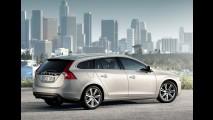 Volvo apresentará V60 Plug-in Hybrid em Genebra - Consumo chega a 52km/litro
