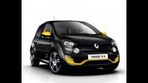 Renault Twingo ganha edição limitada RS Red Bull Racing RB7