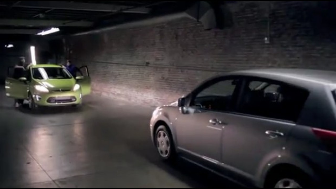 Comercial do Fiesta ataca Tiida nos EUA - Conar barra Nissan no Brasil