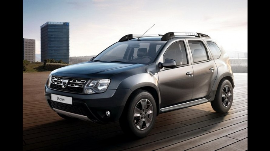 novo dacia duster 1 2 turbo de 125 cv tem detalhes divulgados. Black Bedroom Furniture Sets. Home Design Ideas