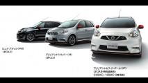 Nissan apresenta o March em sua versão Nismo