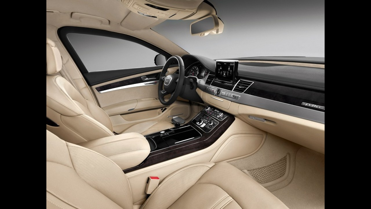 Blindado: Audi A8 L Security já pode ser encomendado no Brasil por R$ 3,5 milhões