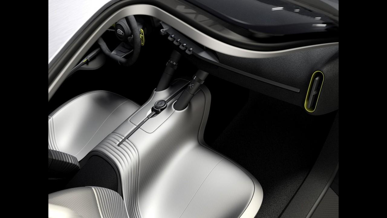 Kia levará conceito de crossover compacto para Frankfurt