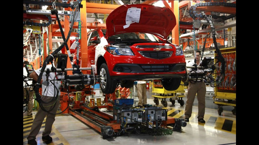 Greve de transportadoras pode forçar GM a parar produção em Gravataí