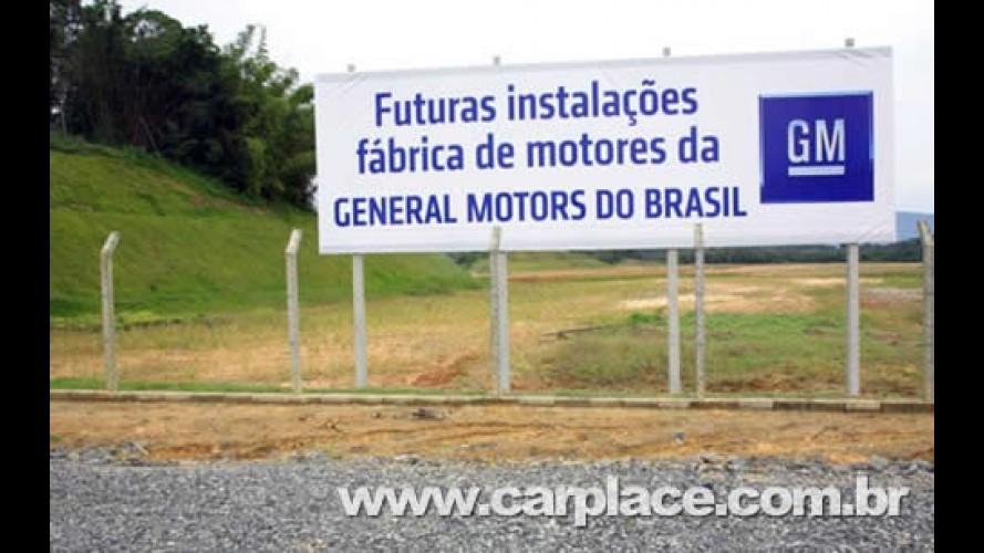 GM anuncia implantação de nova fábrica de motores e componentes em Joinville