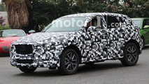 2018 Mazda CX-5 Spy Shots