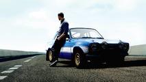 Paul Walker Fast & Furious 6 Poster