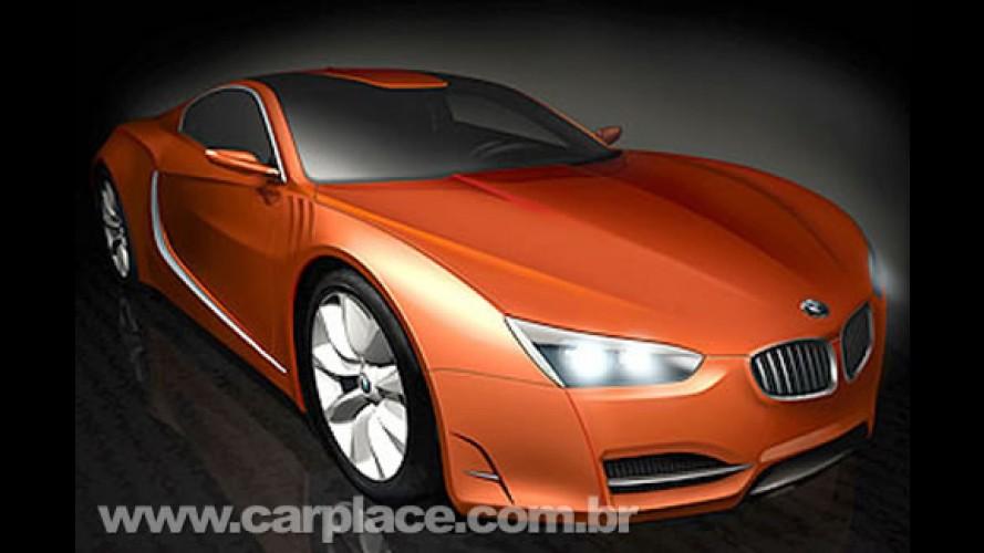 BMW Z10 ED - Montadora prepara um super esportivo híbrido de 400 cavalos!!