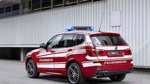 BMW at RETTmobil 2016