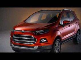 2013 Ford EcoSport B-Roll