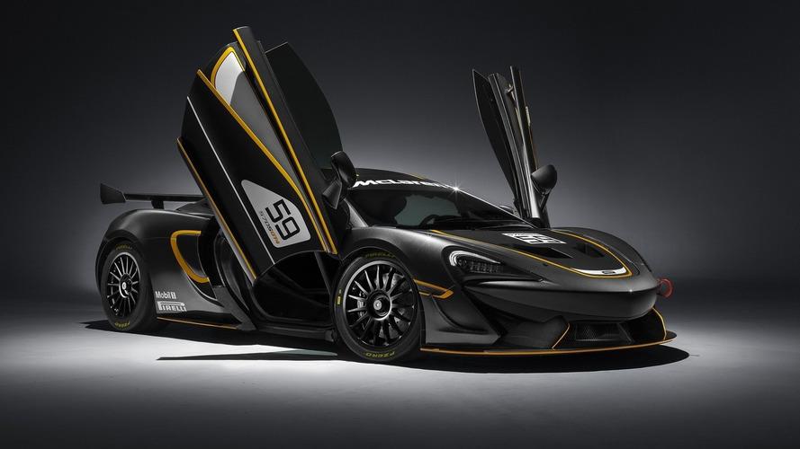McLaren lance la 570S en GT4