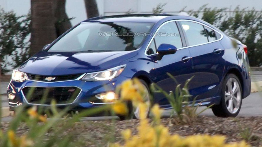 Chevrolet Cruze hatchback to be offered in the U.S.