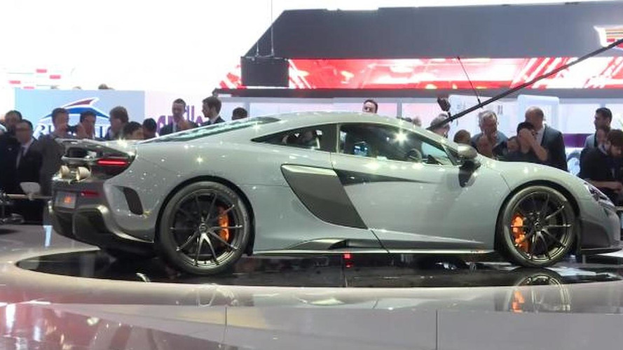 McLaren 675LT reportedly sold out already