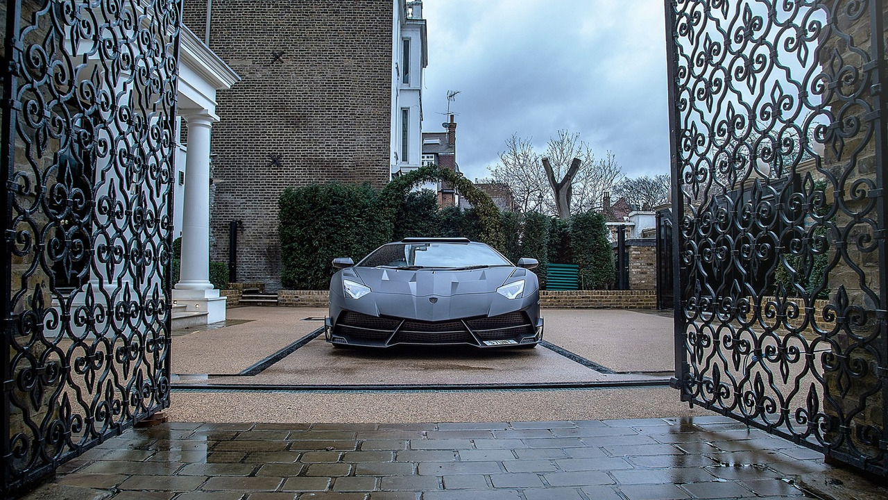 Lamborghini Aventador 750-4 Superveloce J.S. 1 Edition