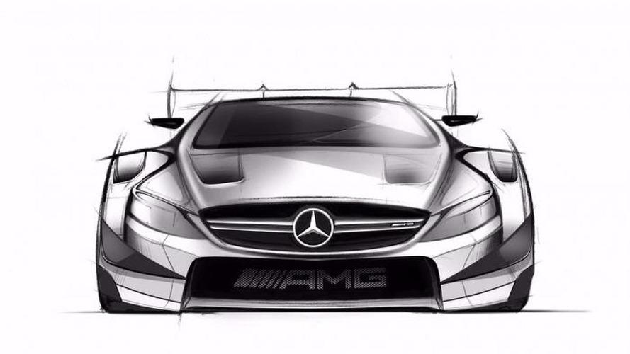 Mercedes reveals 2016 DTM C-Class sketches