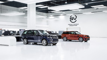 Jaguar Land Rover Special Vehicle Operations Technical Center