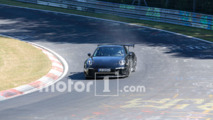 Porsche 911 GT2 Spy Photos