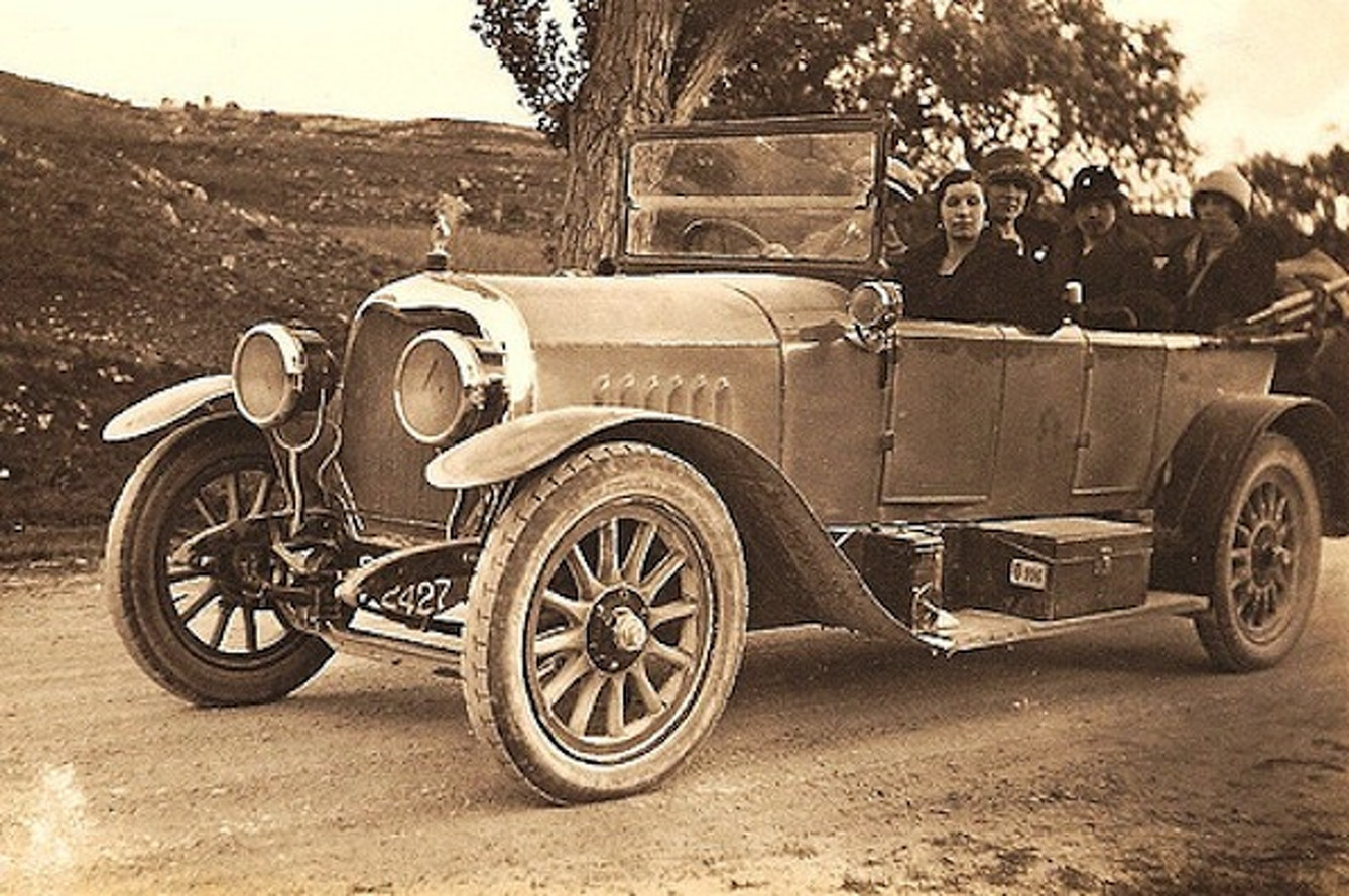 From Wood to Steel: Evolution of the Car Body