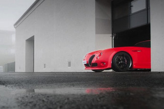 Wiesmann Previews Geneva-Bound GT MF4-CS