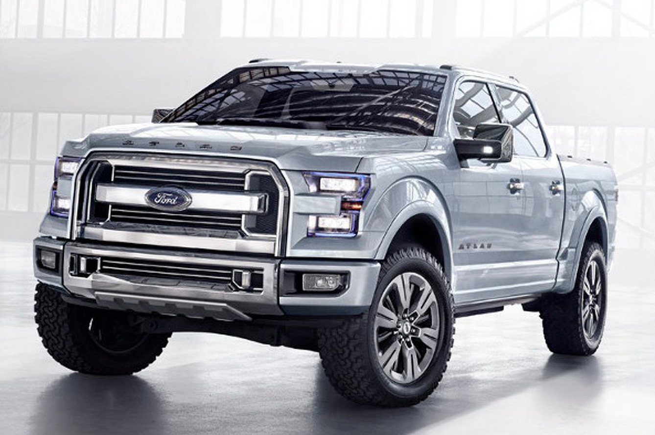 F-150 Marketer Talks Future Ford Trucks, Carbon Fiber?